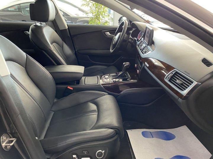 Audi A7 Sportback 2.0 TFSI 252CH AVUS S TRONIC 7 Gris F - 10