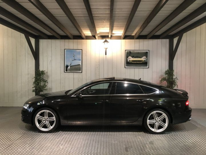 Audi A7 Sportback 3.0 TDI 245 CV AVUS QUATTRO BVA Noir - 1