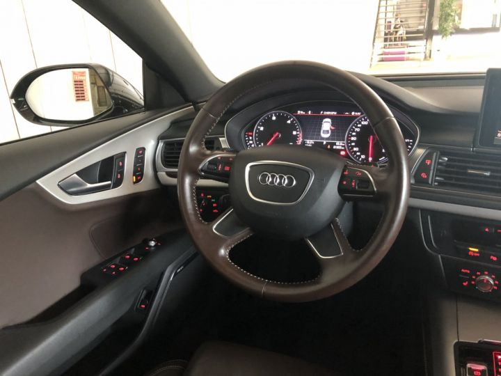 Audi A7 Sportback 3.0 TDI 245 CV AVUS QUATTRO BVA Noir - 6