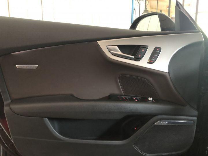 Audi A7 Sportback 3.0 TDI 245 CV AVUS QUATTRO BVA Noir - 10