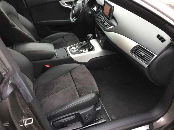 Audi A7 Sportback # 3.0 TDI clean diesel quattro Gris Peinture métallisée - 4