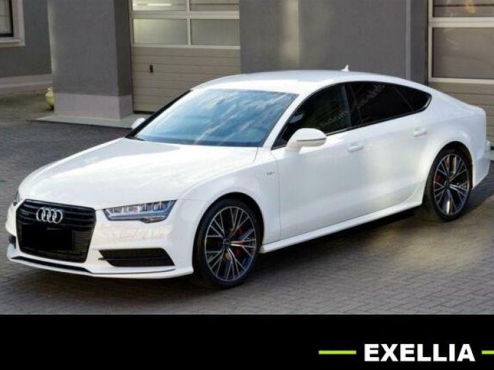 Audi A7 Sportback 3.0 TDI COMPETITION 326CV BLANCHE  Occasion - 1