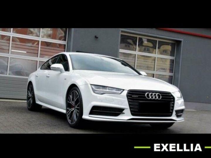 Audi A7 Sportback 3.0 TDI COMPETITION 326CV BLANCHE  Occasion - 2