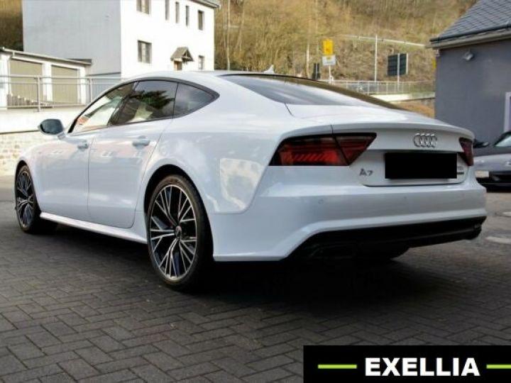 Audi A7 Sportback 3.0 TDI COMPETITION 326CV BLANCHE  Occasion - 13