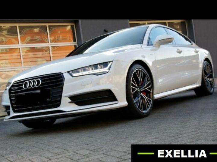 Audi A7 Sportback 3.0 TDI COMPETITION 326CV BLANCHE  Occasion - 14