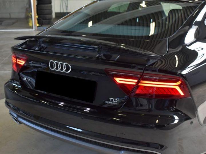 Audi A7 Sportback 3.0 V6 BITDI 320CH S LINE QUATTRO TIPTRONIC NOIR Occasion - 6