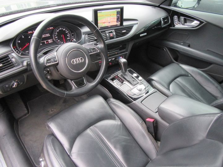Audi A7 Sportback 3.0 V6 BITDI 320CH S LINE QUATTRO TIPTRONIC Noir Occasion - 2