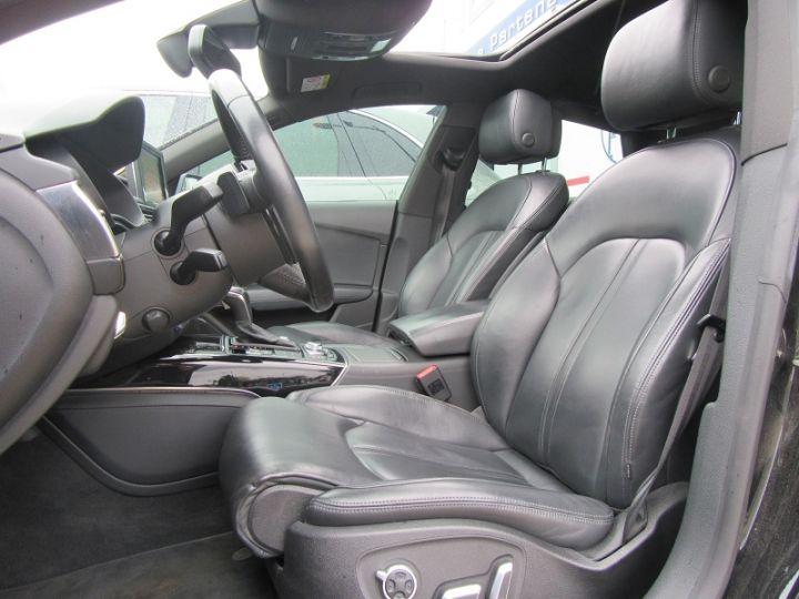 Audi A7 Sportback 3.0 V6 BITDI 320CH S LINE QUATTRO TIPTRONIC Noir Occasion - 4
