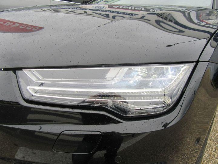Audi A7 Sportback 3.0 V6 BITDI 320CH S LINE QUATTRO TIPTRONIC Noir Occasion - 7