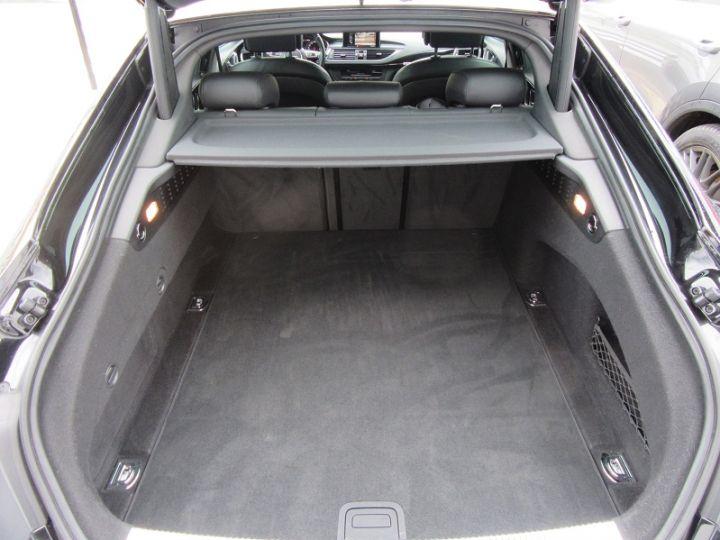 Audi A7 Sportback 3.0 V6 BITDI 320CH S LINE QUATTRO TIPTRONIC Noir Occasion - 9