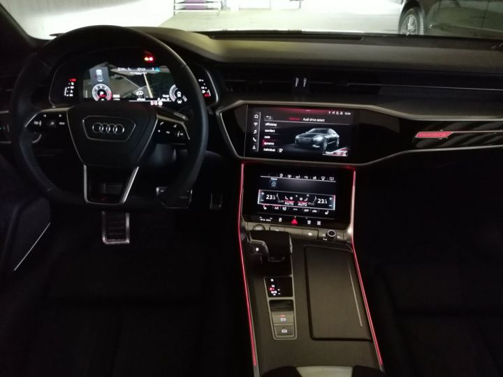 Audi A7 Sportback 50 TDI 286 CV SLINE QUATTRO BVA Blanc - 6