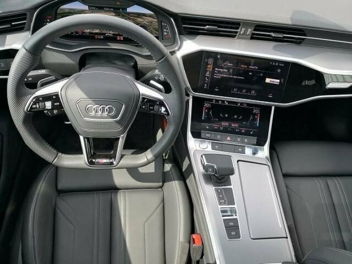 Audi A7 Sportback 50 TDI QUATTRO S LINE TIPTRONIC  GRIS DAYTONA  Occasion - 3