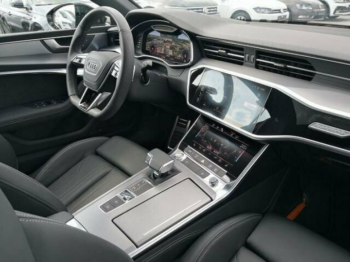 Audi A7 Sportback 50 TDI QUATTRO S LINE TIPTRONIC  GRIS DAYTONA  Occasion - 4