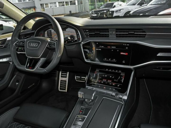 Audi A7 Sportback 50 TDI QUATTRO S LINE TIPTRONIC blanc Occasion - 7