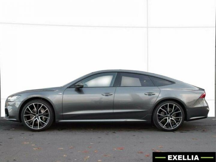 Audi A7 Sportback 50 TDI S Line  GRIS PEINTURE METALISEE  Occasion - 2