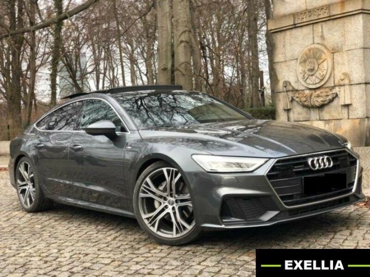 Audi A7 Sportback 50 TDI TIPTRONIC S LINE PLUS QUATTRO GRIS Occasion - 1