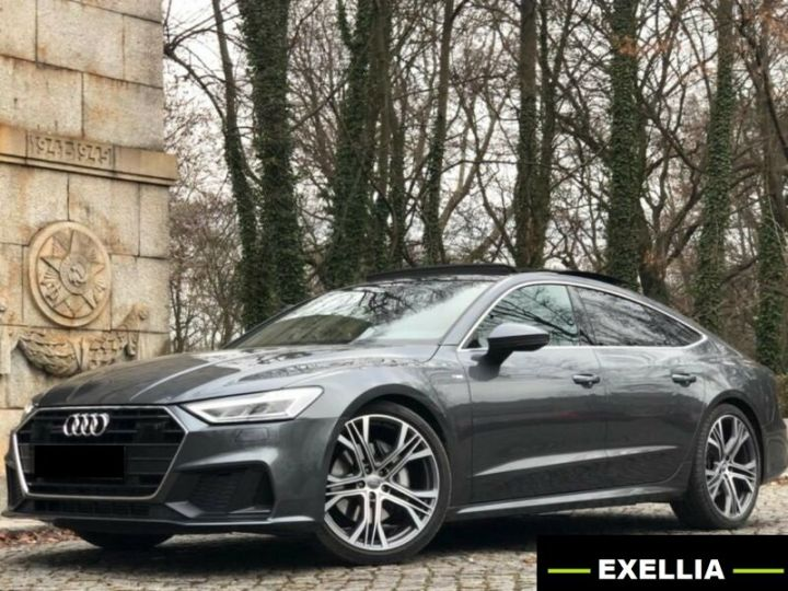 Audi A7 Sportback 50 TDI TIPTRONIC S LINE PLUS QUATTRO GRIS Occasion - 2