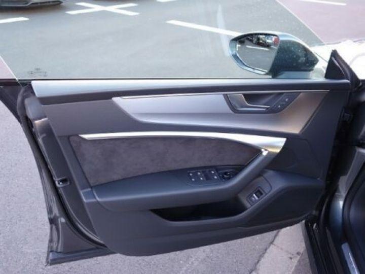 Audi A7 Sportback 55 TFSI 340CH S LINE QUATTRO S TRONIC 7 GRIS Occasion - 14