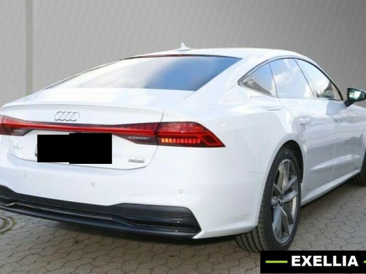 Audi A7 Sportback 55 TFSI e Quattro BLANC PEINTURE METALISE  Occasion - 2