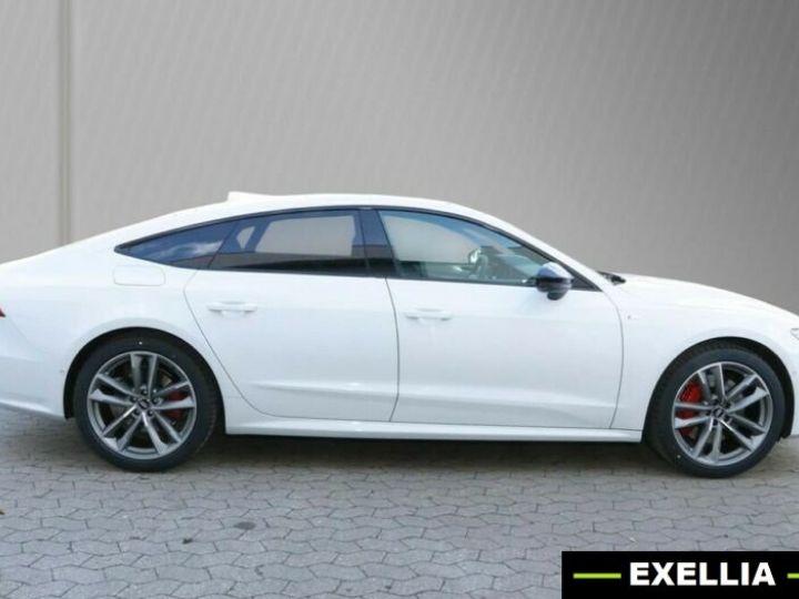 Audi A7 Sportback 55 TFSI e Quattro BLANC PEINTURE METALISE  Occasion - 14