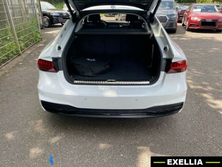 Audi A7 Sportback 55 TFSIe Quattro S Line BLANC PEINTURE METALISE  Occasion - 3
