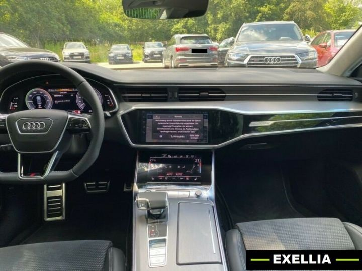 Audi A7 Sportback 55 TFSIe Quattro S Line BLANC PEINTURE METALISE  Occasion - 6