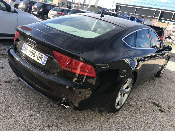 Audi A7 Sportback AVUS  NOIR METAL Occasion - 3