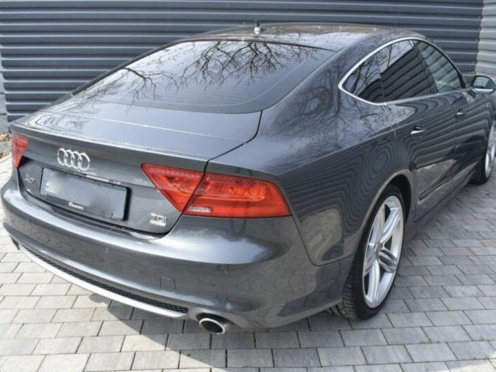 Audi A7 Sportback QUATTRO S LINE GRIS - 4