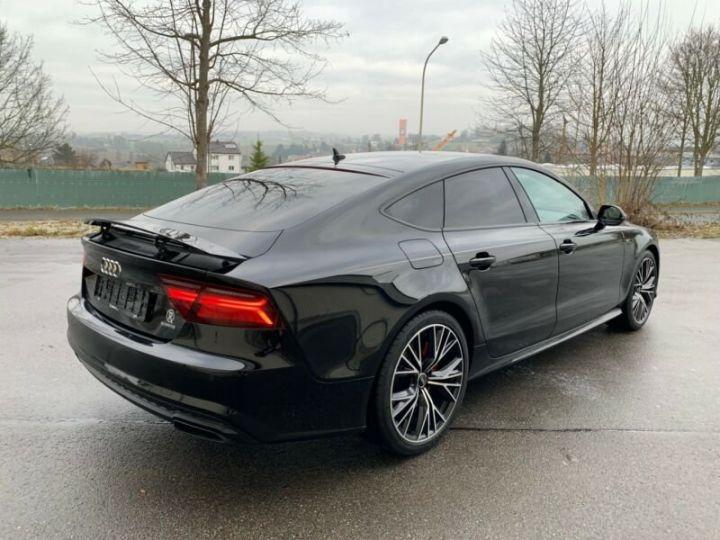 Audi A7 Sportback s line compétition  noire - 3