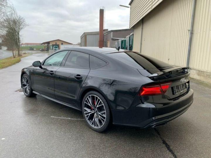 Audi A7 Sportback s line compétition  noire - 5
