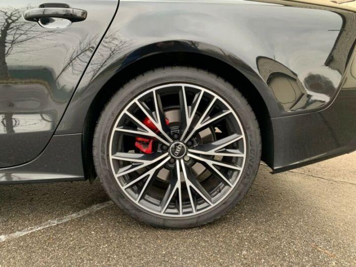 Audi A7 Sportback s line compétition  noire - 6