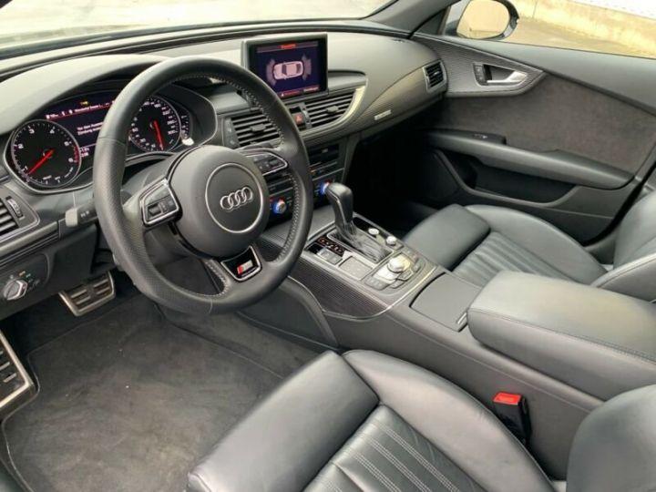 Audi A7 Sportback s line compétition  noire - 8