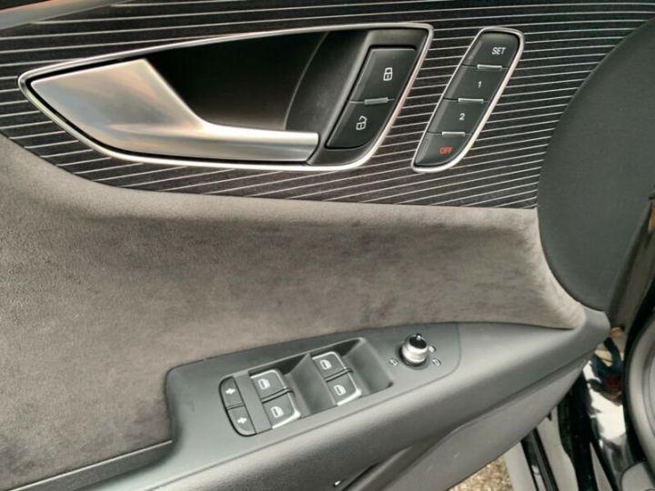 Audi A7 Sportback s line compétition  noire - 10