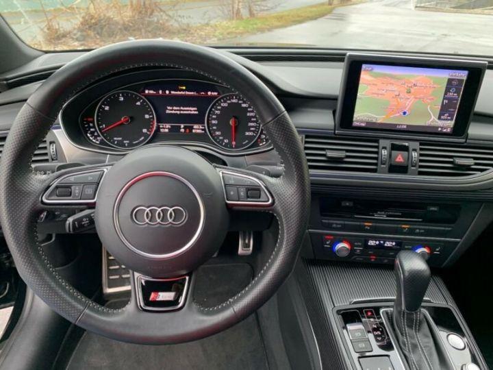 Audi A7 Sportback s line compétition  noire - 11