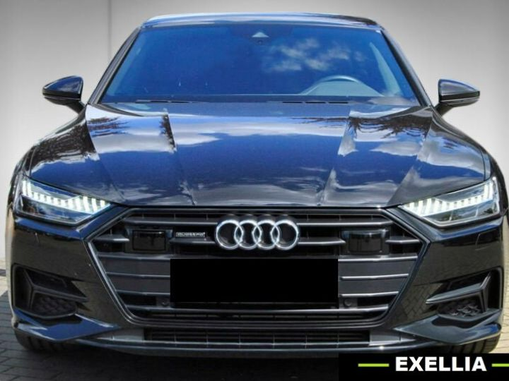 Audi A7 Sportback Sportback 50 TDI Quattro  NOIR PEINTURE METALISE  Occasion - 2