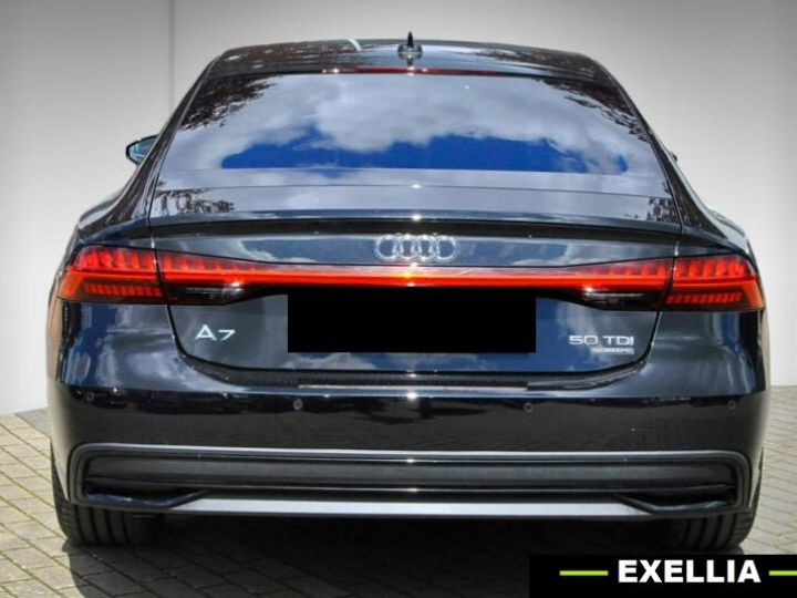 Audi A7 Sportback Sportback 50 TDI Quattro  NOIR PEINTURE METALISE  Occasion - 3