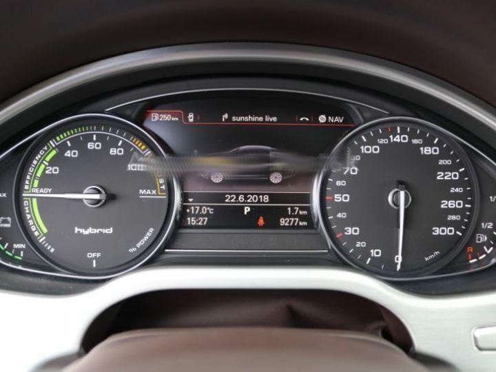 Audi A8 2.0 HYBRID LANG NOIR Occasion - 14