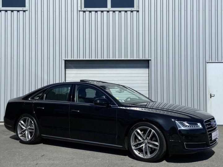 Audi A8 3.0 V6 TDI 258ch AVUS EXTENDED QUATTRO TIPTRONIC NOIR - 4