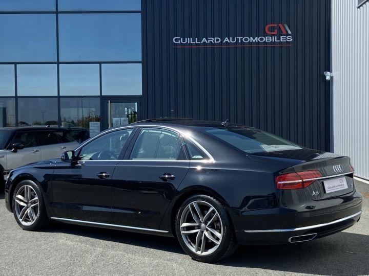 Audi A8 3.0 V6 TDI 258ch AVUS EXTENDED QUATTRO TIPTRONIC NOIR - 6