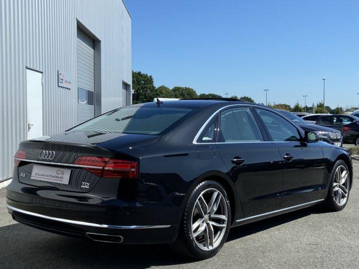Audi A8 3.0 V6 TDI 258ch AVUS EXTENDED QUATTRO TIPTRONIC NOIR - 8