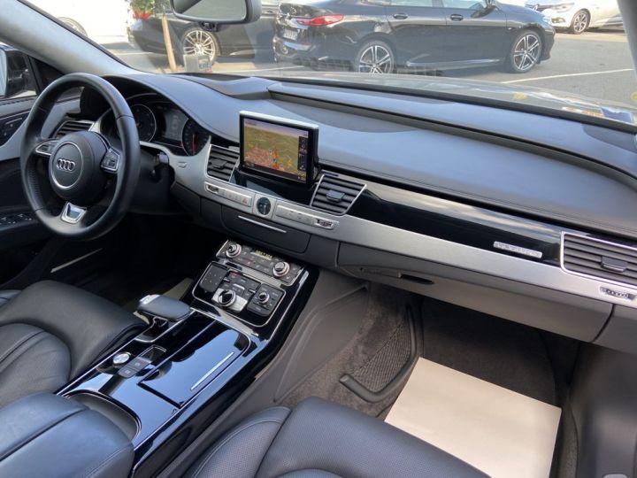 Audi A8 3.0 V6 TDI 258ch AVUS EXTENDED QUATTRO TIPTRONIC NOIR - 12
