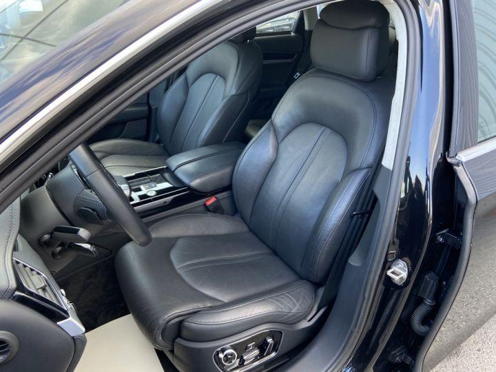Audi A8 3.0 V6 TDI 258ch AVUS EXTENDED QUATTRO TIPTRONIC NOIR - 14