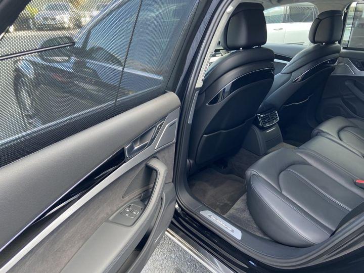 Audi A8 3.0 V6 TDI 258ch AVUS EXTENDED QUATTRO TIPTRONIC NOIR - 16
