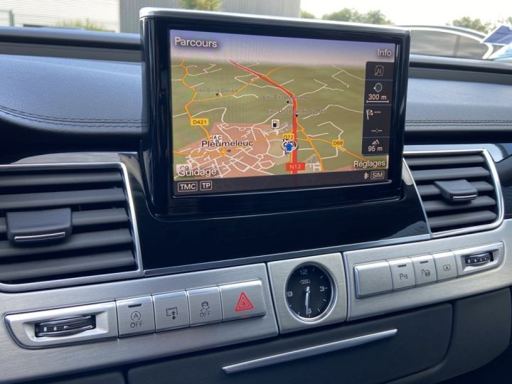 Audi A8 3.0 V6 TDI 258ch AVUS EXTENDED QUATTRO TIPTRONIC NOIR - 22