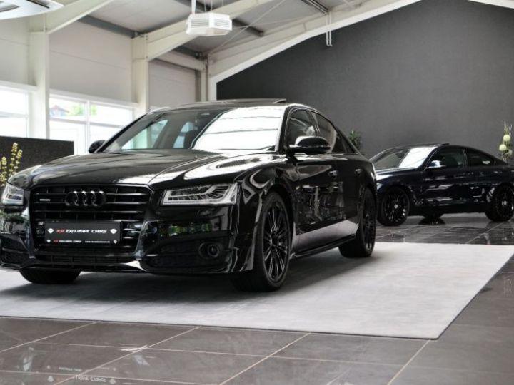 Audi A8 3.0 V6 TDI 262CH CLEAN DIESEL AVUS QUATTRO TIPTRONIC LIMOUSINE NOIR Occasion - 2
