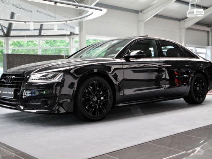 Audi A8 3.0 V6 TDI 262CH CLEAN DIESEL AVUS QUATTRO TIPTRONIC LIMOUSINE NOIR Occasion - 3