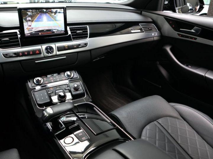 Audi A8 3.0 V6 TDI 262CH CLEAN DIESEL AVUS QUATTRO TIPTRONIC LIMOUSINE NOIR Occasion - 4