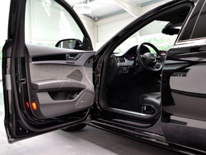 Audi A8 3.0 V6 TDI 262CH CLEAN DIESEL AVUS QUATTRO TIPTRONIC LIMOUSINE NOIR Occasion - 5