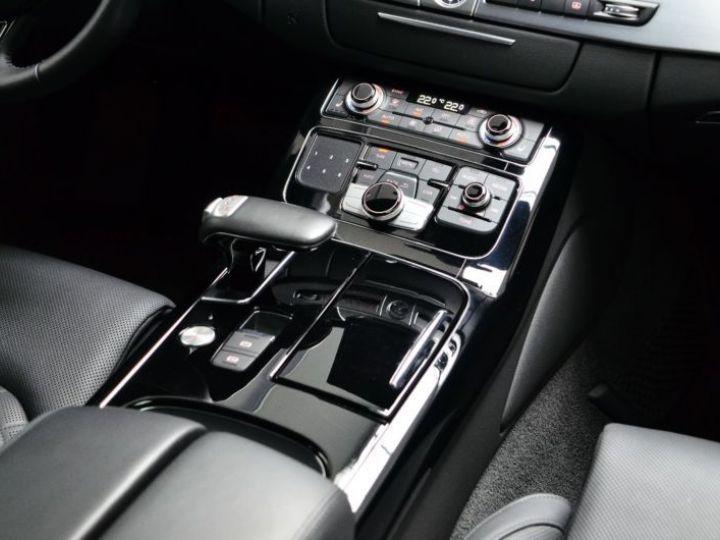Audi A8 3.0 V6 TDI 262CH CLEAN DIESEL AVUS QUATTRO TIPTRONIC LIMOUSINE NOIR Occasion - 6