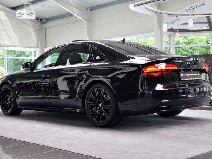 Audi A8 3.0 V6 TDI 262CH CLEAN DIESEL AVUS QUATTRO TIPTRONIC LIMOUSINE NOIR Occasion - 8